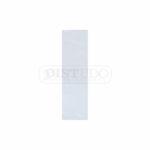 750013-Saco-de-Talher-Plástico-Reforçado-7cm-x-24cm-Gramatura-0,10-1000-Unidades